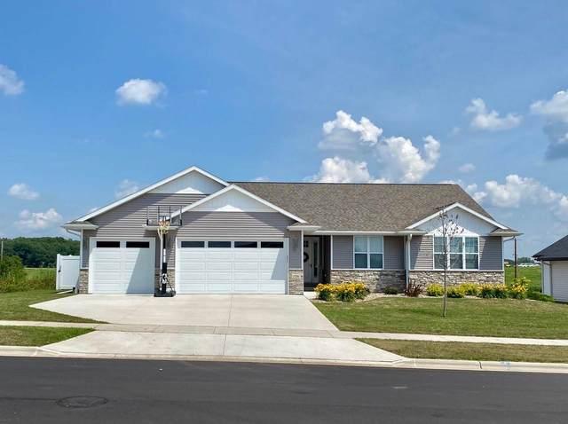 1736 Steiner Lane, Green Bay, WI 54313 (#50225000) :: Ben Bartolazzi Real Estate Inc