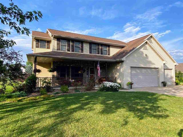 W7042 Everglade Road, Greenville, WI 54942 (#50225026) :: Todd Wiese Homeselling System, Inc.
