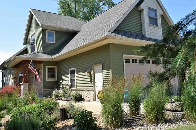 N7550 Sandy Beach Road, Fond Du Lac, WI 54935 (#50225027) :: Todd Wiese Homeselling System, Inc.