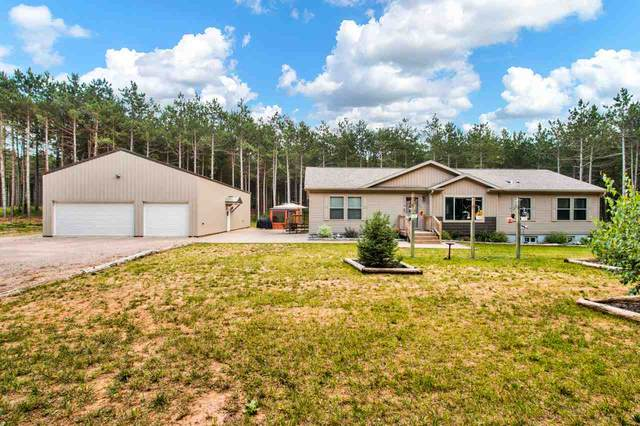 N1346 7TH Drive, Coloma, WI 54930 (#50225031) :: Todd Wiese Homeselling System, Inc.