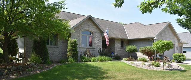 1541 Conrad Drive, Green Bay, WI 54313 (#50225045) :: Todd Wiese Homeselling System, Inc.