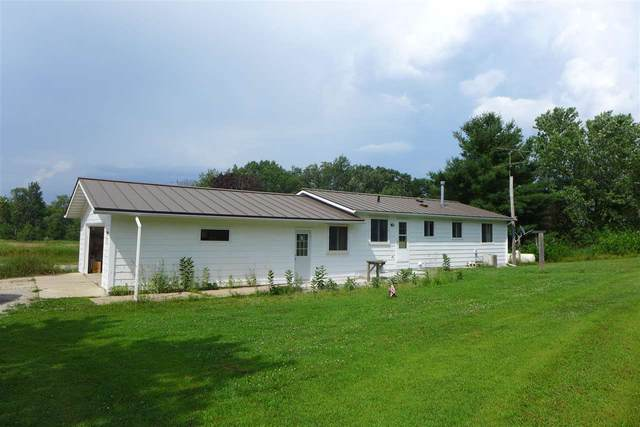 E2741 Goldsmith Road, Waupaca, WI 54981 (#50225048) :: Todd Wiese Homeselling System, Inc.
