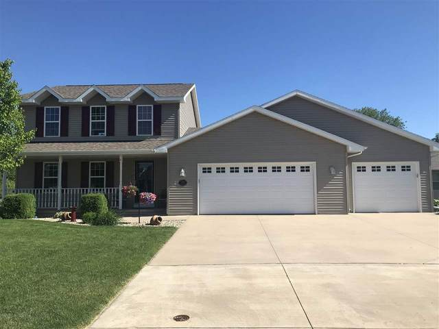 2124 Grassy Plains Drive, Menasha, WI 54952 (#50225071) :: Ben Bartolazzi Real Estate Inc
