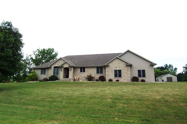 7780 Saindon Road, Sobieski, WI 54171 (#50225079) :: Ben Bartolazzi Real Estate Inc