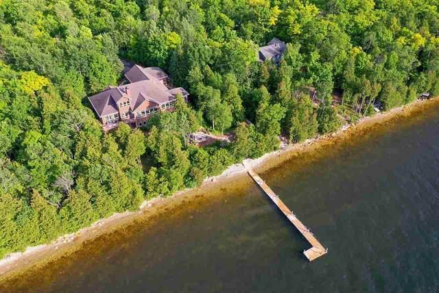 6811 Bay Shore Drive, Egg Harbor, WI 54209 (#50225097) :: Ben Bartolazzi Real Estate Inc