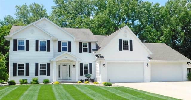 3141 Harbor Winds Drive, Suamico, WI 54173 (#50225101) :: Ben Bartolazzi Real Estate Inc
