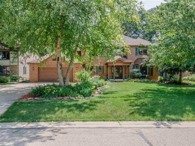1849 Eagle Drive, Neenah, WI 54956 (#50225119) :: Carolyn Stark Real Estate Team
