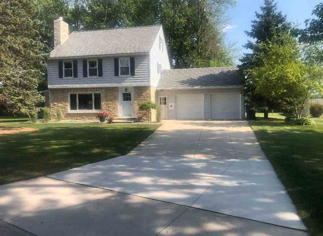 60 Sunset Circle, Fond Du Lac, WI 54935 (#50225122) :: Dallaire Realty