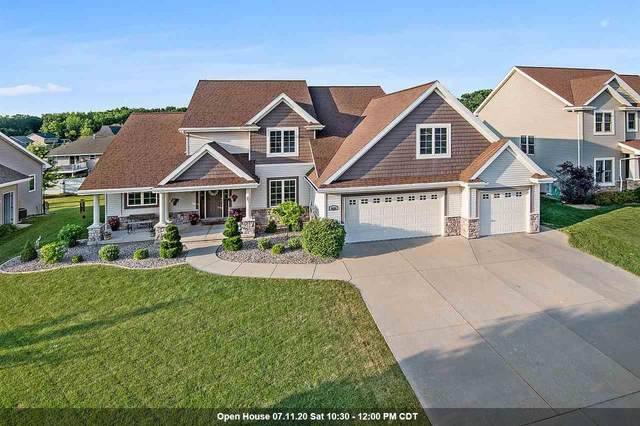 3585 Glen Abbey Drive, Green Bay, WI 54311 (#50225150) :: Todd Wiese Homeselling System, Inc.