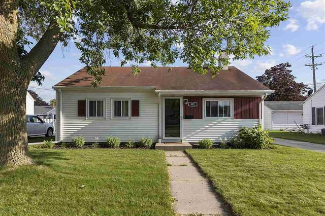 822 Edward Street, Neenah, WI 54956 (#50225159) :: Todd Wiese Homeselling System, Inc.