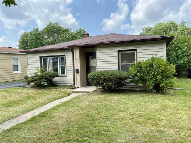 587 Ruggles Street, Fond Du Lac, WI 54935 (#50225165) :: Dallaire Realty