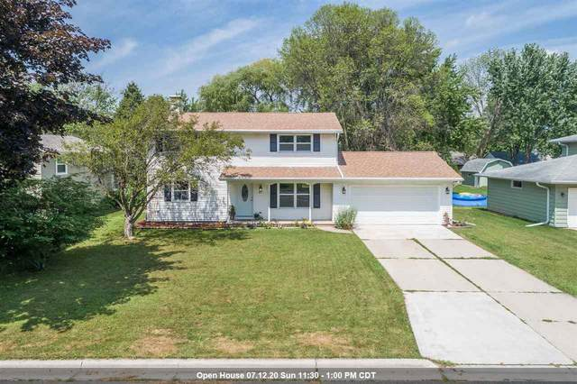 631 Dauphin Street, Green Bay, WI 54301 (#50225185) :: Dallaire Realty