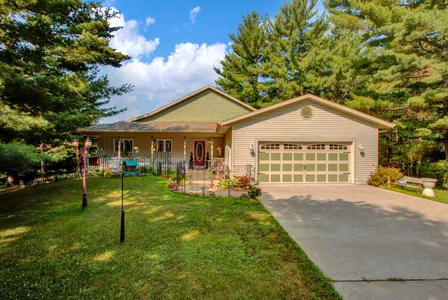 W7137 Indian Mounds Circle, Wautoma, WI 54982 (#50225196) :: Todd Wiese Homeselling System, Inc.