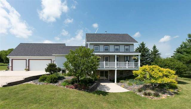 W2558 Hwy 49, Brownsville, WI 53006 (#50225213) :: Todd Wiese Homeselling System, Inc.