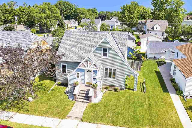 721 Washington Street, Algoma, WI 54201 (#50225214) :: Todd Wiese Homeselling System, Inc.