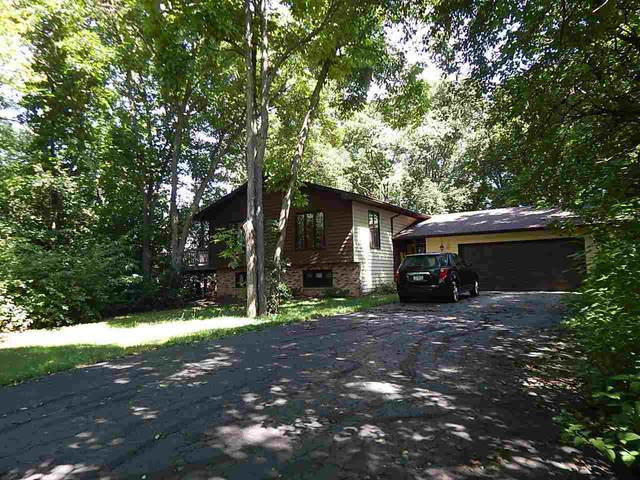 2880 Danbe Road, Oshkosh, WI 54904 (#50225224) :: Dallaire Realty