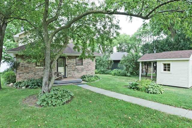 N5823 Rockland Beach Road, Hilbert, WI 54129 (#50225230) :: Ben Bartolazzi Real Estate Inc
