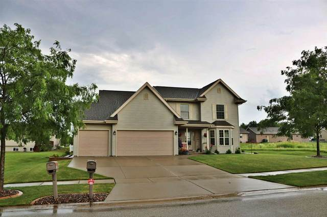 531 Dewberry Drive, Fond Du Lac, WI 54935 (#50225237) :: Dallaire Realty