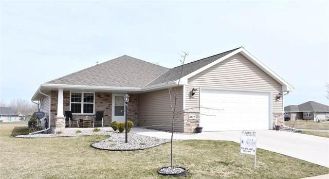 3877 Meunier Lane, Green Bay, WI 54311 (#50225241) :: Todd Wiese Homeselling System, Inc.