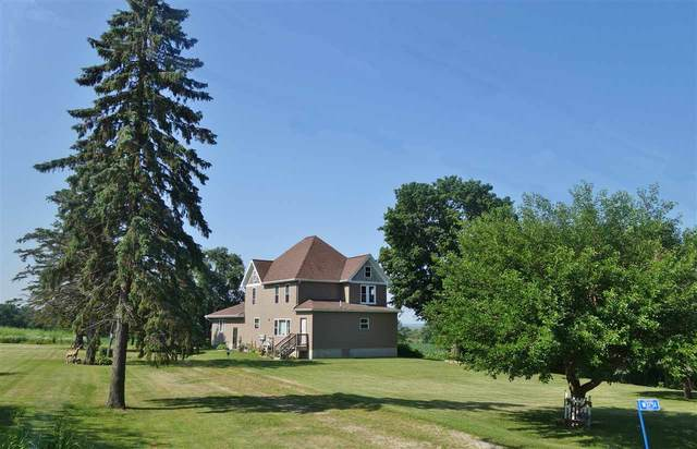 W3751 Kantin Road, Mayville, WI 53050 (#50225253) :: Todd Wiese Homeselling System, Inc.