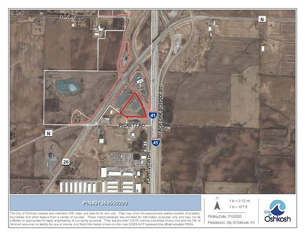 Planeview Drive, Oshkosh, WI 54904 (#50225255) :: Dallaire Realty