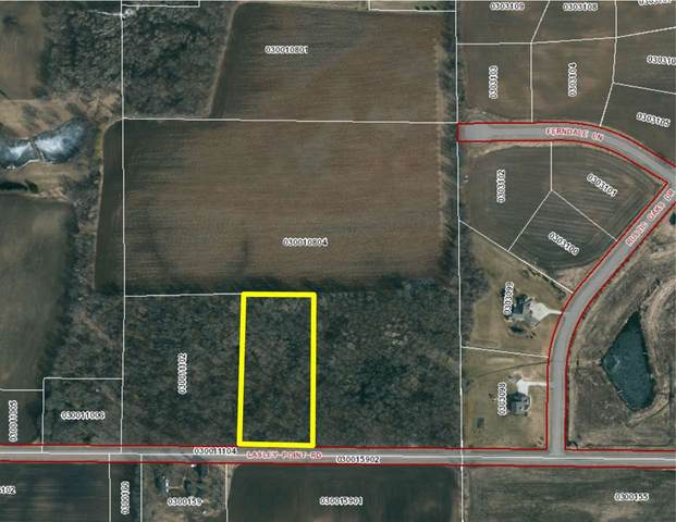 Lasley Point Road, Winnebago, WI 54986 (#50225259) :: Dallaire Realty