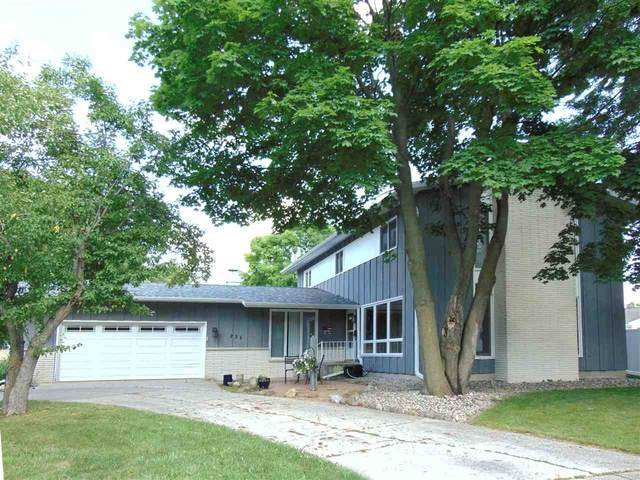 235 S Peters Avenue, Fond Du Lac, WI 54935 (#50225261) :: Dallaire Realty