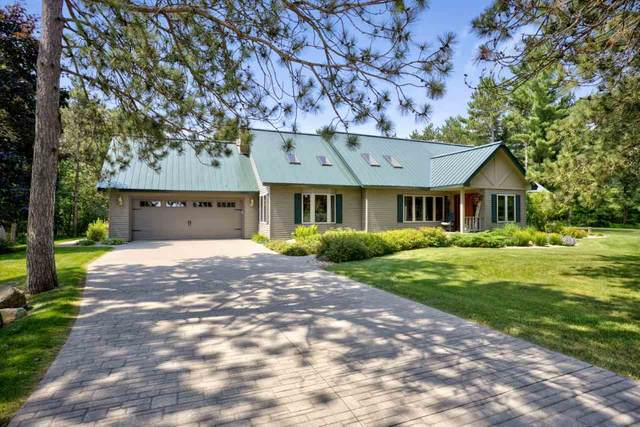 W4301 S Hwy A, Pine River, WI 54956 (#50225270) :: Todd Wiese Homeselling System, Inc.