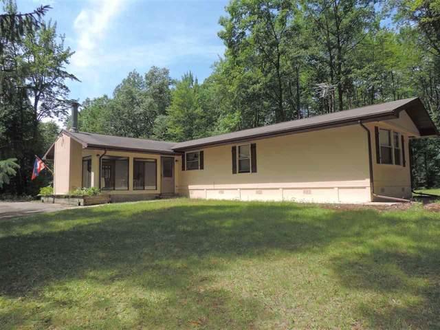 14123 W Shay Lake Lane, Pound, WI 54161 (#50225275) :: Ben Bartolazzi Real Estate Inc