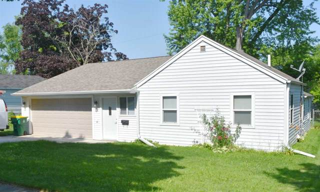 713 Thrush Street, Green Bay, WI 54303 (#50225276) :: Dallaire Realty