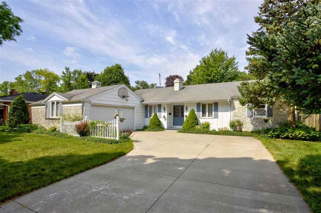 57 South Meadows Drive, Appleton, WI 54915 (#50225278) :: Dallaire Realty