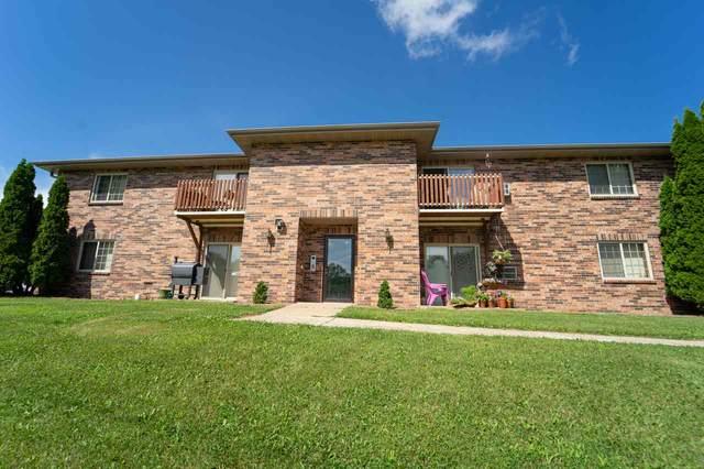 413 Rowley Street #14, Fremont, WI 54940 (#50225280) :: Ben Bartolazzi Real Estate Inc