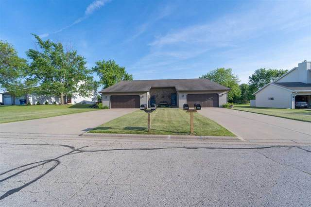 2766 Aquarius Road, Green Bay, WI 54311 (#50225283) :: Dallaire Realty