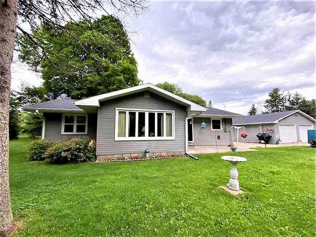 N3860 Buettner Road, White Lake, WI 54491 (#50225345) :: Ben Bartolazzi Real Estate Inc