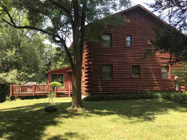 N2987 Hwy S, Wautoma, WI 54982 (#50225354) :: Todd Wiese Homeselling System, Inc.