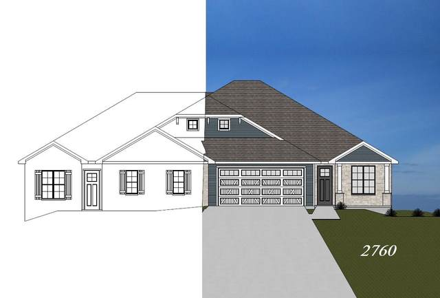 2760 Castaway Court, Green Bay, WI 54311 (#50225425) :: Symes Realty, LLC
