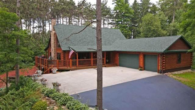 N2117 Shadow Road, Waupaca, WI 54981 (#50225438) :: Todd Wiese Homeselling System, Inc.