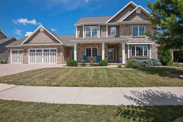 218 E Bluewater Way, Appleton, WI 54913 (#50225544) :: Symes Realty, LLC