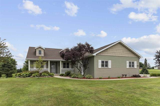 N1016 Midway Road, Hortonville, WI 54933 (#50225555) :: Ben Bartolazzi Real Estate Inc