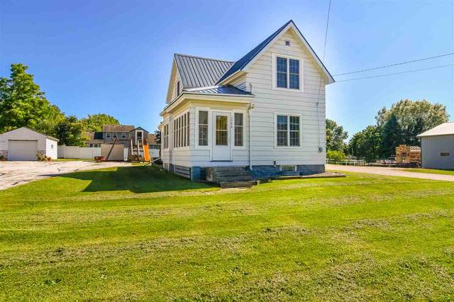 1566 Day Street, Greenleaf, WI 54126 (#50225650) :: Ben Bartolazzi Real Estate Inc