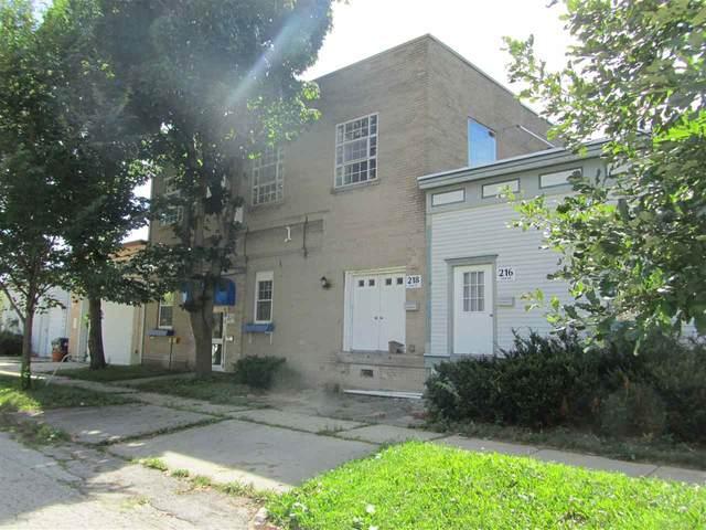 224 Oak Street, Fond Du Lac, WI 54935 (#50225725) :: Dallaire Realty