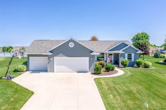 W6354 Rocky Mountain Drive, Greenville, WI 54942 (#50225735) :: Carolyn Stark Real Estate Team