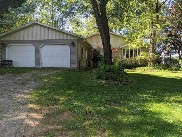 W4439 Dakota Avenue, Wautoma, WI 54982 (#50225752) :: Ben Bartolazzi Real Estate Inc