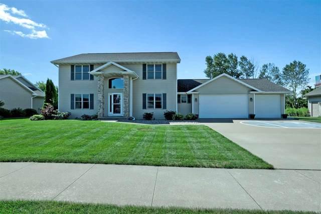 201 Sunny Meadows Drive, Kaukauna, WI 54130 (#50225787) :: Carolyn Stark Real Estate Team