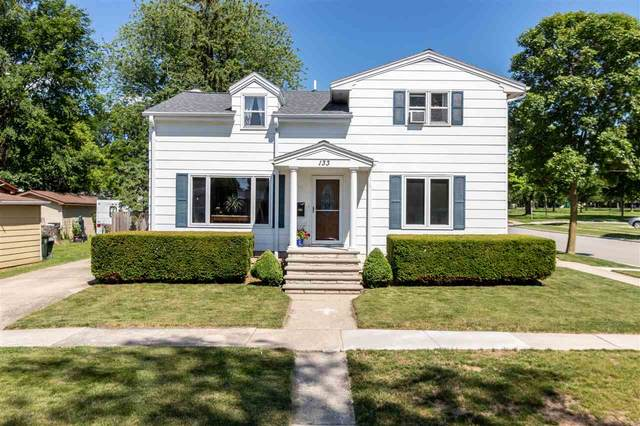 133 S Washington Street, De Pere, WI 54115 (#50225808) :: Todd Wiese Homeselling System, Inc.