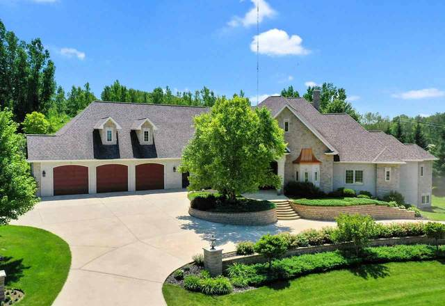1702 Limestone Trail, De Pere, WI 54115 (#50225853) :: Ben Bartolazzi Real Estate Inc