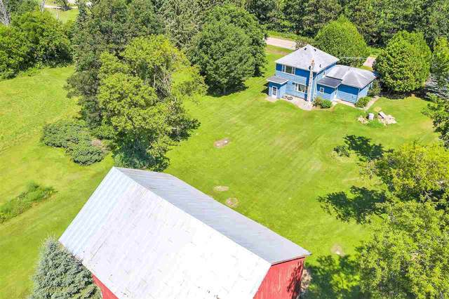8789 Hwy Gg, Almond, WI 54909 (#50225867) :: Symes Realty, LLC