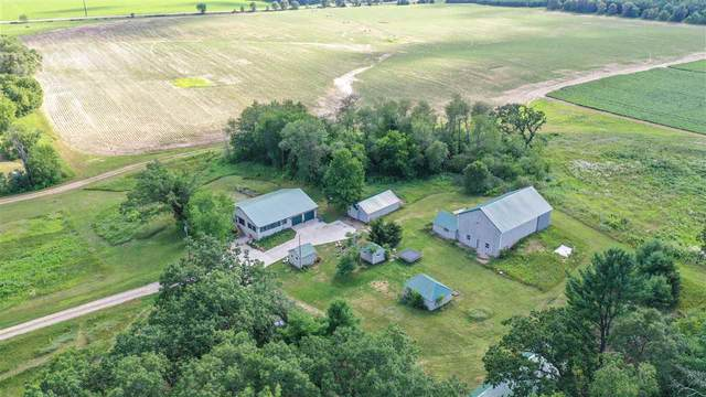 7080 Hwy D, Amherst, WI 54406 (#50225963) :: Symes Realty, LLC