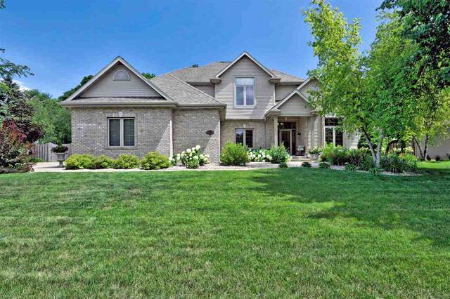 1406 Whittier Drive, Neenah, WI 54956 (#50226073) :: Symes Realty, LLC