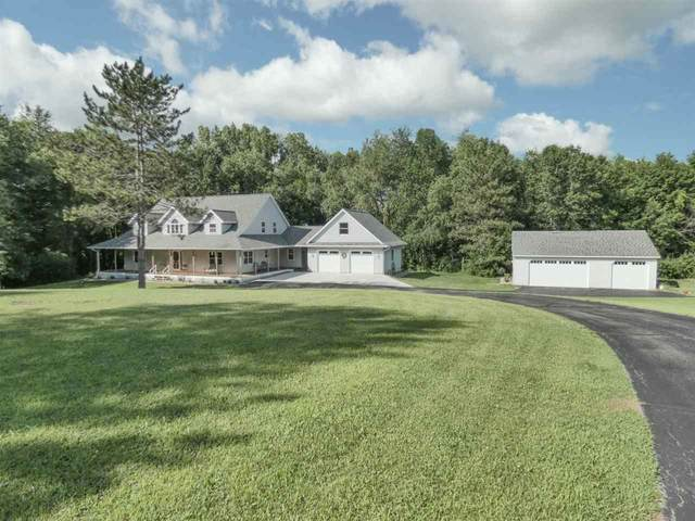 4536 W Rocky Run Lane, Oconto, WI 54153 (#50226093) :: Todd Wiese Homeselling System, Inc.